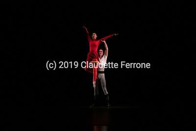Hamilton College Dance Fall 2019