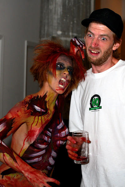 Body Painting - 9-10-2010