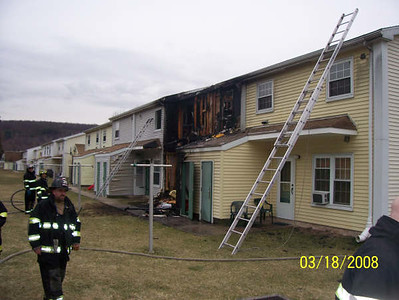 SHAMOKIN STRUCTURE FIRE 3-18-2008 PICTURES BY UNKNOWN
