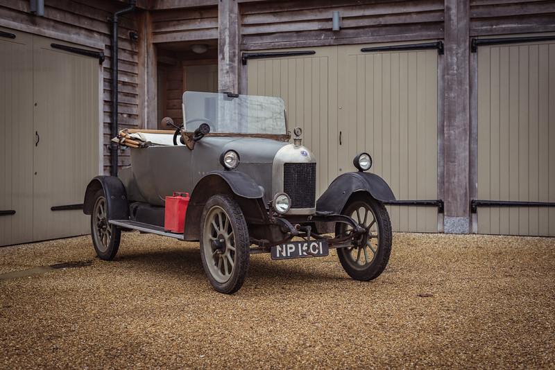 1922 Morris Cowley 'Bullnose'
