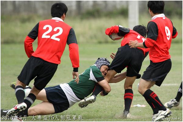 2010大專杯15s-乙組冠軍賽-台灣大學vs成功大學(NTU vs NCKU)