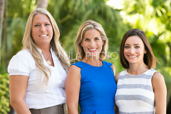 Rocio, Sarah & Wendy