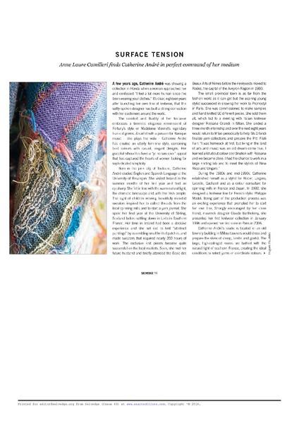 Selvedge Magazine - Issue #60 - 2014