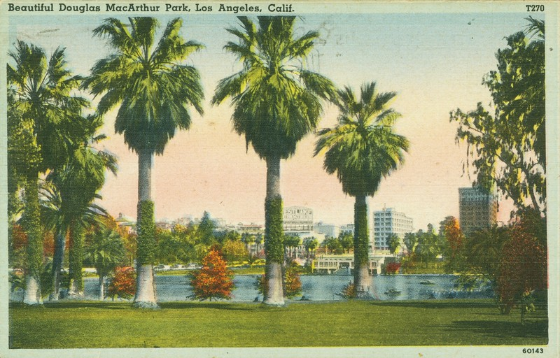Beautiful Douglas MacArthur Park