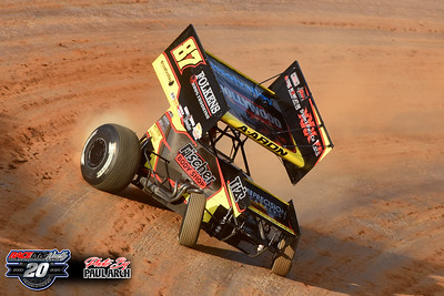 Keith Kauffman Classic - Port Royal Speedway - 6/24/20 - Paul Arch