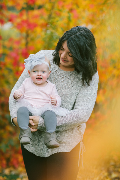 Family Portraits Fall 2018