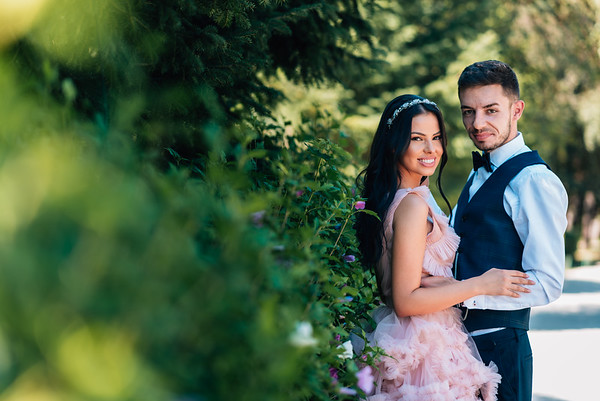 Roberta & Adrian - Civil Wedding