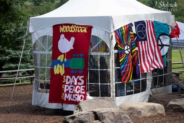 WOODSTOCK 50th REUNION at Bethel Woods  8.15.19