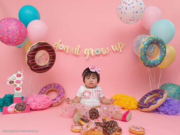Marian Blessie is ONE!