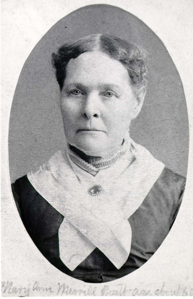 MA Merrill Pratt about 60