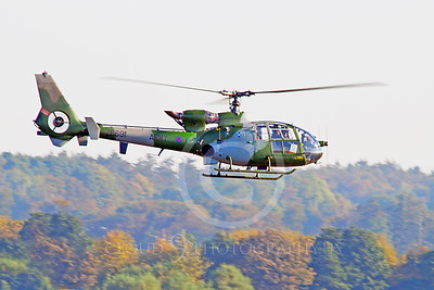Aerospatiale SA 342 Gazelle Military Helicopter Pictures