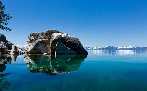 The Lake Tahoe Basin
