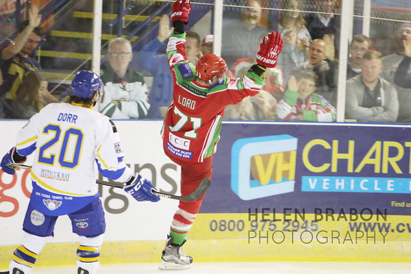 Cardiff Devils vs Fife Flyers 29-09-15