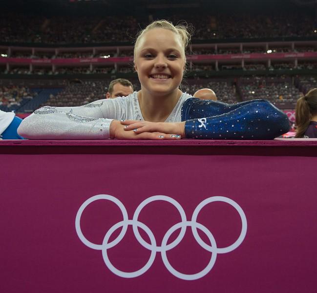 Annika Urvikko at London olympics 2012__29.07.2012_London Olympics_Photographer: Christian Valtanen_London_Olympics_Annika Urvikko at London olympics 2012_29.07.2012_DSC_3762_Annika Urvikko, gymnastics