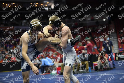 1A State Wrestling: 1st Round Consolations
