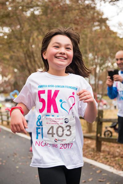 The Jennifer Bush-Lawson Foundation 5k & Family Fun Day