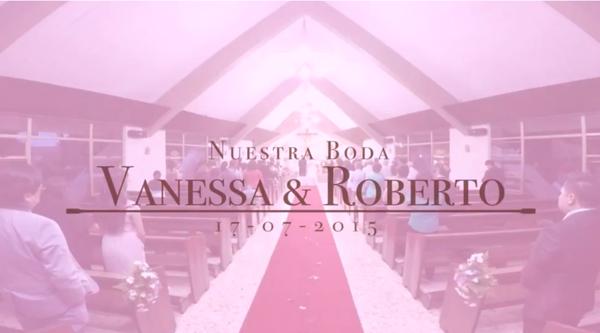 Boda Vanessa & Roberto