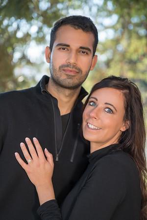 Kara and Aman - Engagement - Post Processed