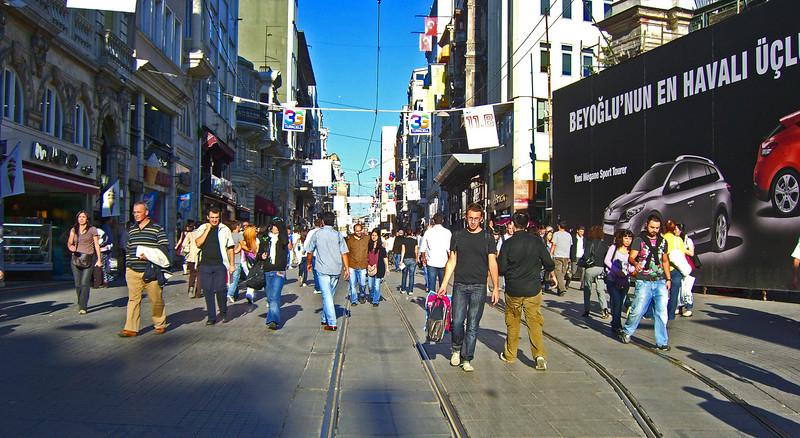 54-İstiklâl Avenue