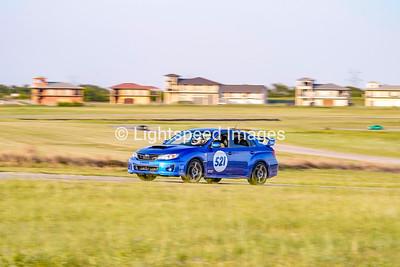 Roger Spathias - Blue Subaru WRX STi #521