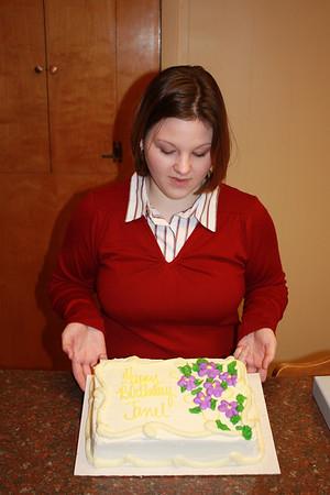 2009 - Janel's Birthday