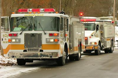 01-03-12 Conesville FD House Fire