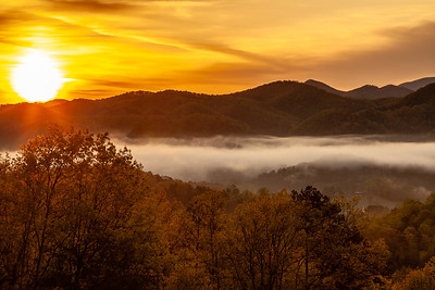 Tennessee - Great Smokey Mountains