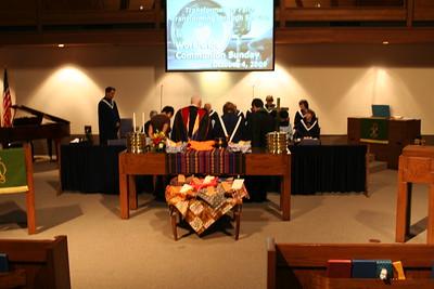 09-10-04 World Communion Sunday