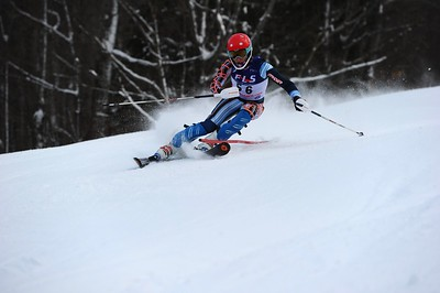 2017 Vt High School Ski Racing - includes States and Easterns