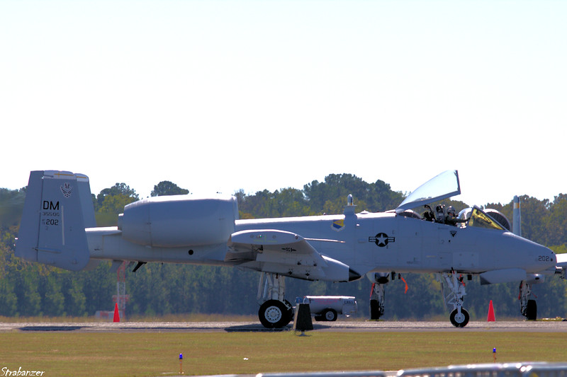 "Fairchild Republic A-10 Thunderbolt II ""Warthog""