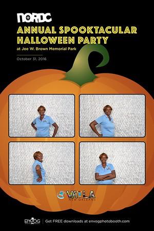 NORDC Halloween Party (prints)
