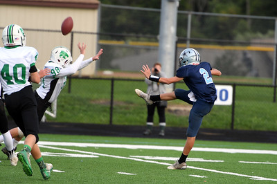 Kenston 8th Grade vs. Mayfield 8th Grade (9/26/2018)