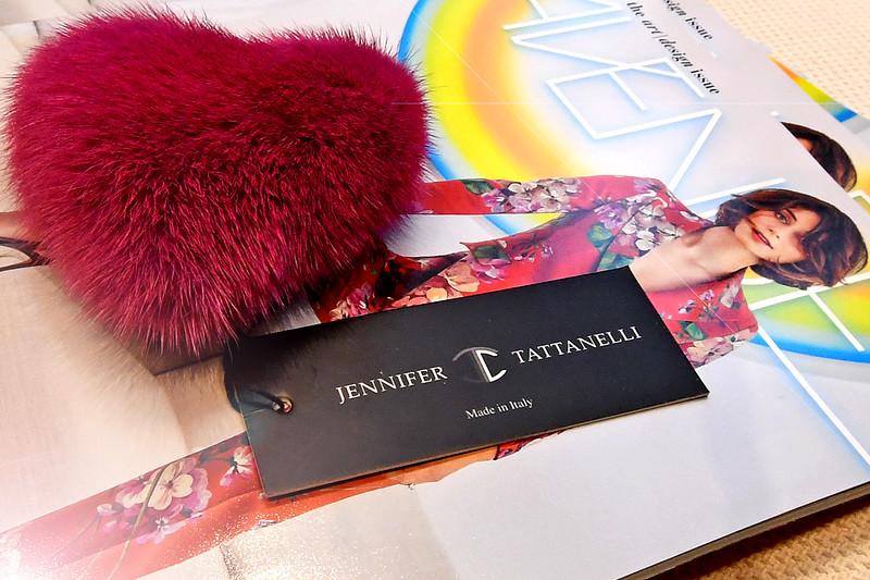MANHATTAN, NEW YORK - NOVEMBER 12, 2018: Avenue Magazine presents an evening with Italian fashion designer Jennifer Tattanelli at her Upper East boutique located at 1082 Madison Avenue on November 12, 2018. (Photo Credit: Lukas Maverick Greyson/lukasmaverickgreyson.com)