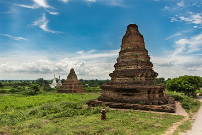 Myanmar (formerly Burma): Pyu Ancient Cities