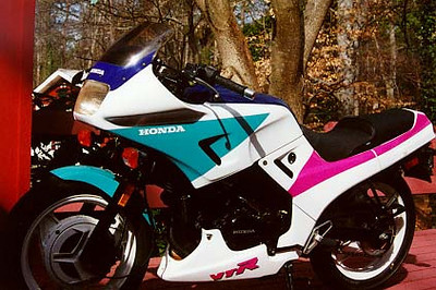 1990 Honda VTR250