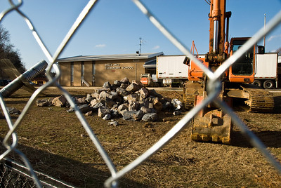 Bells Mill Demolition