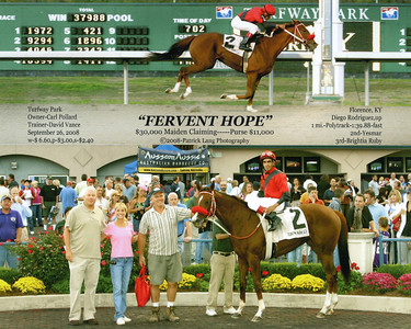 FERVENT HOPE - 9/26/2008