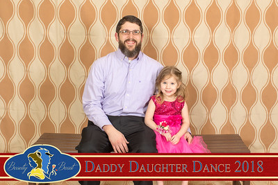 Daddy-Daughter Dance Friday March 9, 2018