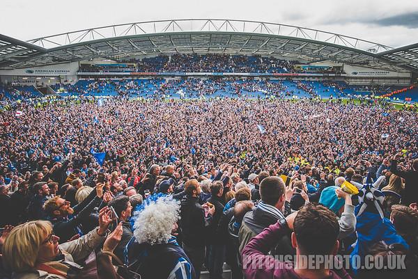 Brighton & Hove Albion v Wigan Athletic