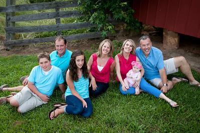Biershenk & Corn Families