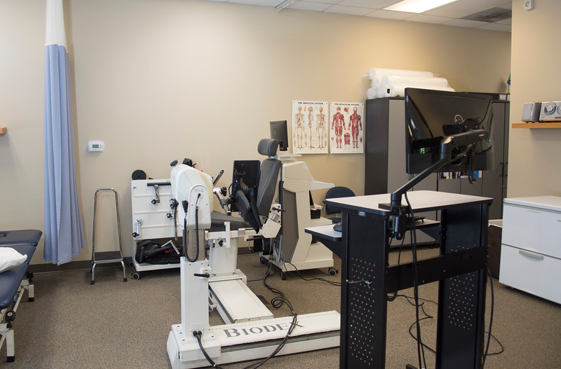 Westside Physical Therapy office