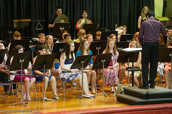 Symphonic Band at CMS