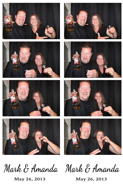 Mark & Amanda May 26, 2013