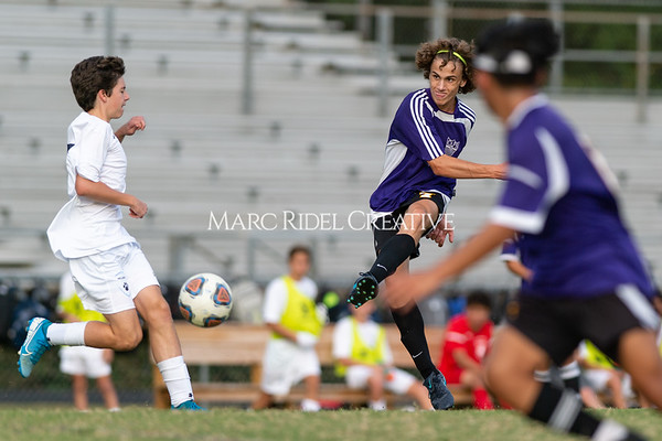 Broughton soccer vs Millbrook. October 7, 2019. D4S_5760