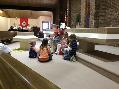 CVLC Children's Sermon, Mar 29, 2015