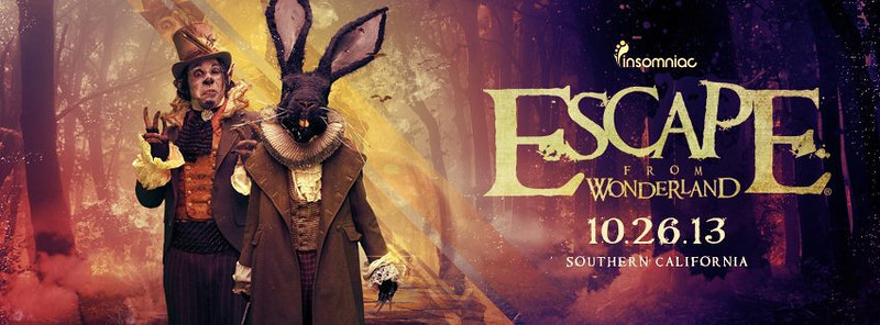 Escape From Wonderland 2013