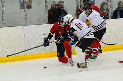 Game 2 - Westland Warriors vs Livonia Blackhawks