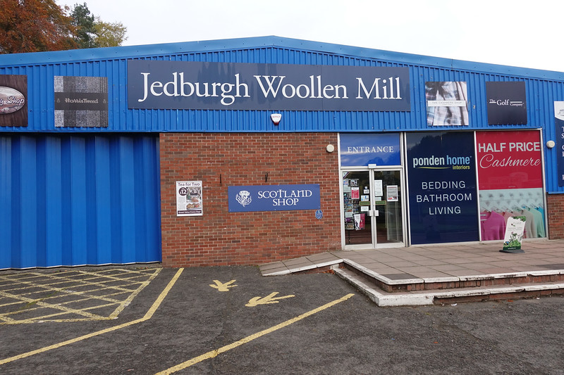 Jedburgh Wollen Mills