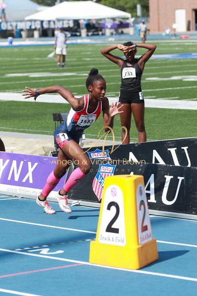 400m Semifinals