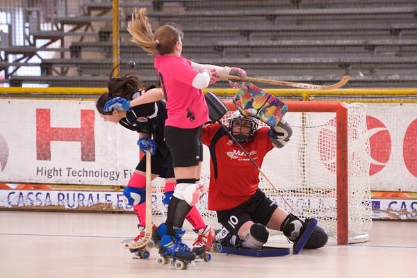 Semifinali: HP Montebello vs HC Falchi Matera